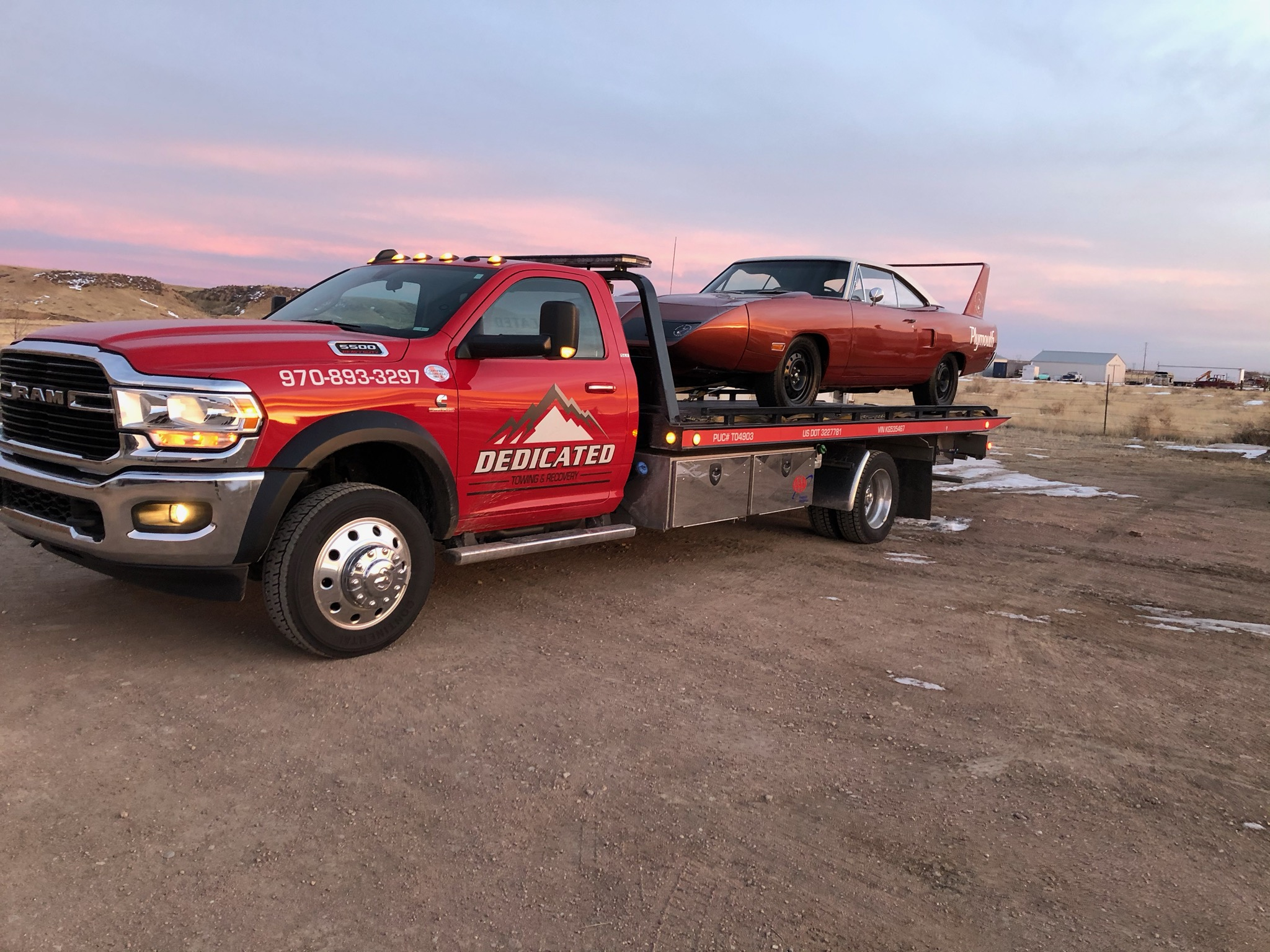 Dedicated Towing And Recovery (2)